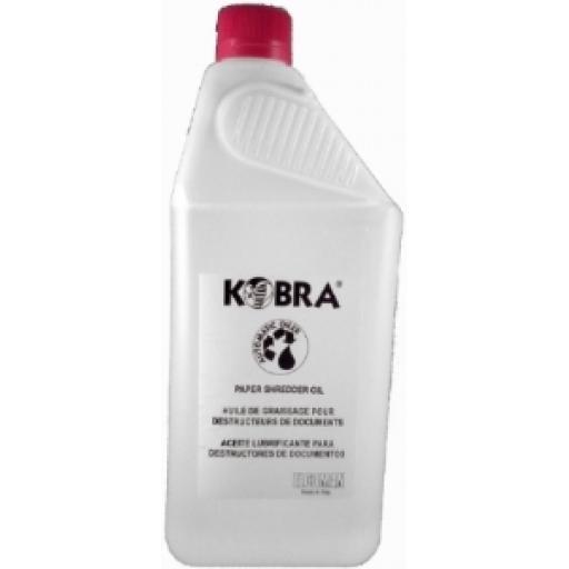 Kobra Shredder Oil 1 litre