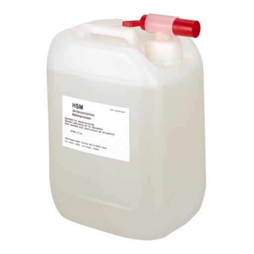 HSM Shredder Oil (5 Litres)