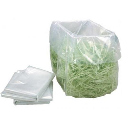 HSM Clear Bags for 104.2/105.2/B22/B24