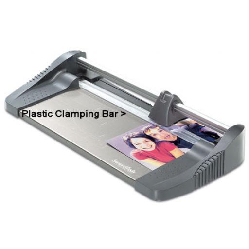 507s Paper Clamping Bar