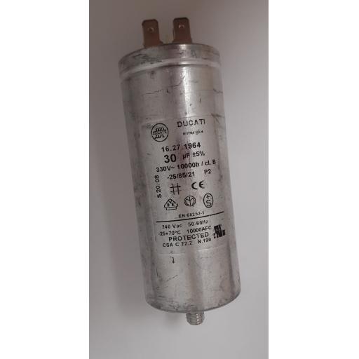 Fellowes 30 uF +5% Capacitor