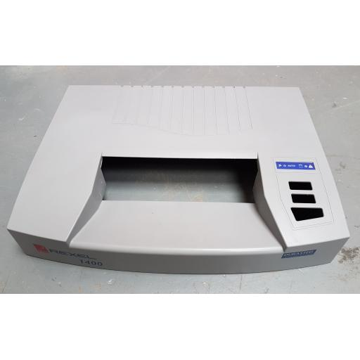 Rexel 1400 Top Cover (USED)