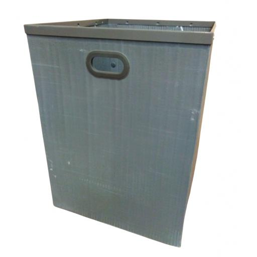 Fellowes Waste Bin Width 41cm x 45.5cm Depth 54.5cm