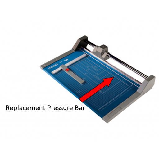 Dahle 550/551 Pressure Bar