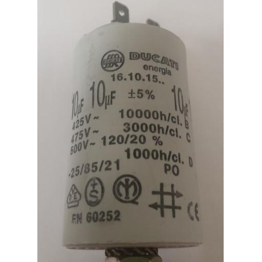 Rexel 250 S2 Capacitor