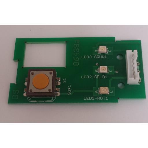 Switch Panel PCB