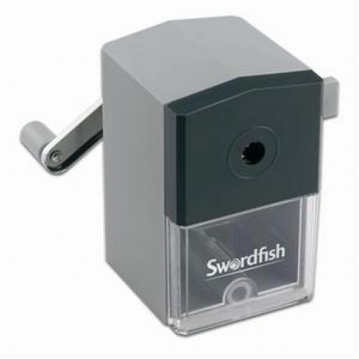 Swordfish Ikon Home & Office Pencil Sharpener 40100