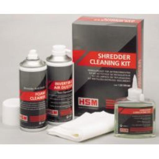 HSM shredder care kit