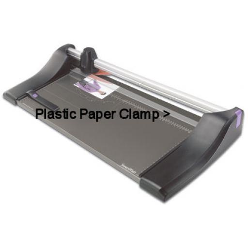 608s Paper Clamping Bar