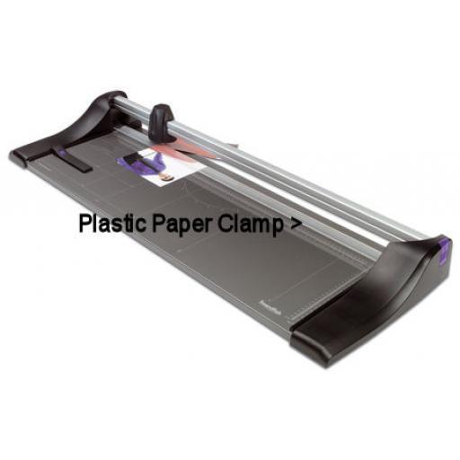 610s Paper Clamping Bar