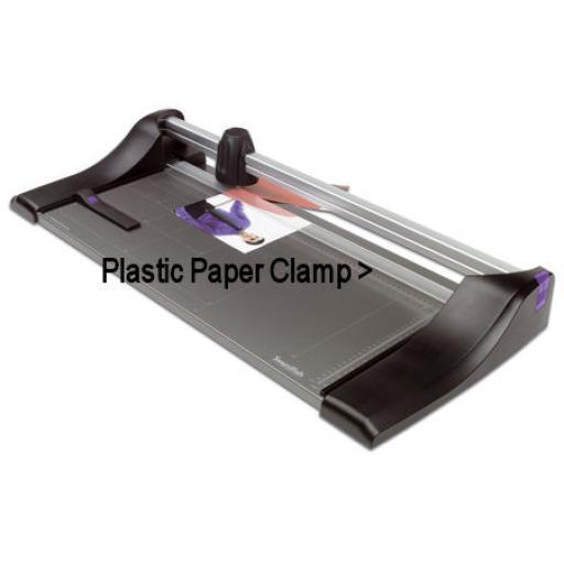 609s Paper Clamping Bar