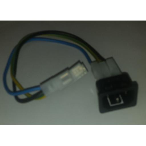 Power Supply inlet