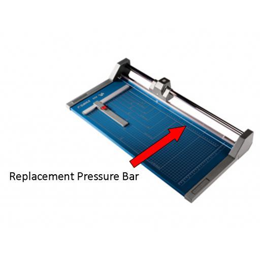 Dahle 554/555 Pressure Bar