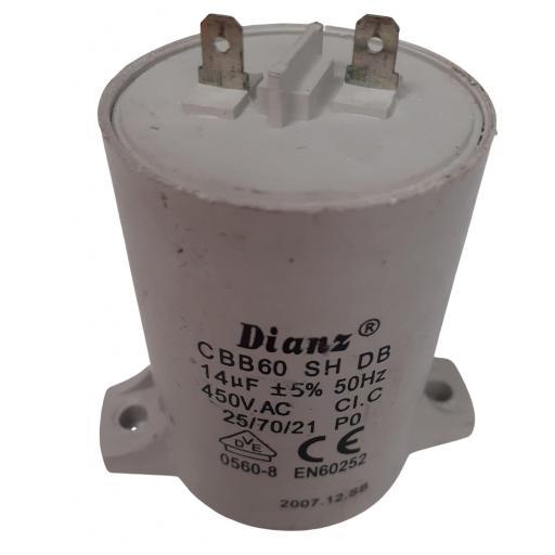 Fellowes C320c CBB 60 14uF +5% Capacitor